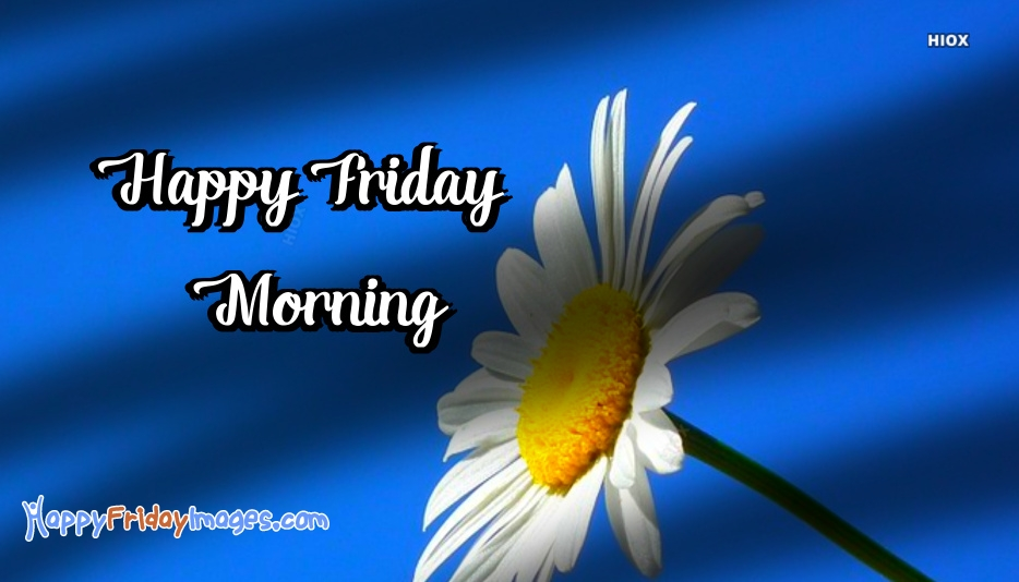 Friday Morning Wishes Sms