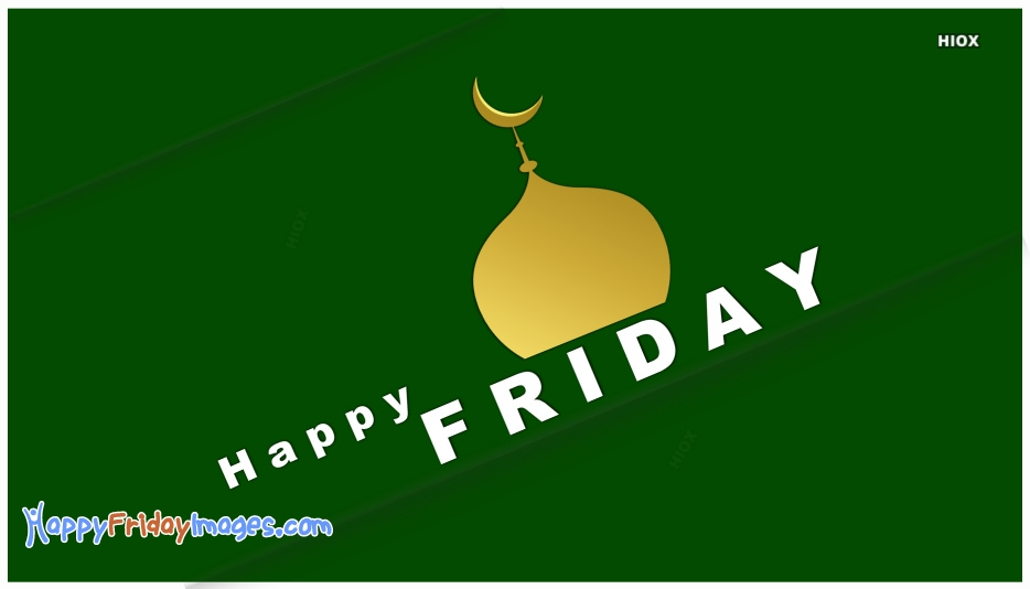 Happy Friday Images for Friday Prayers