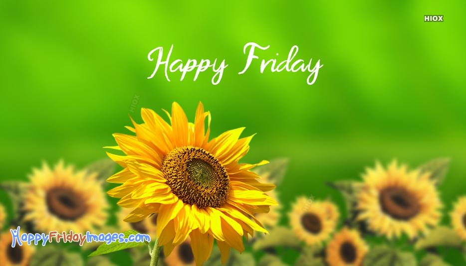 Happy Friday Hd Wallpaper
