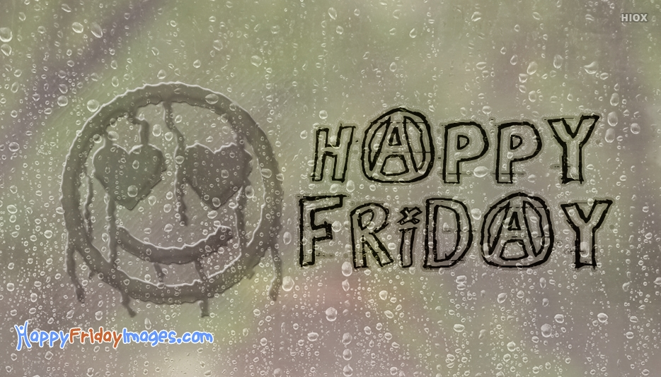 Happy Friday Images for Rainy