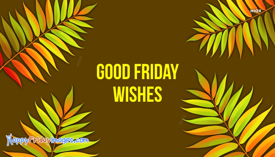 Good Friday Wishes Download