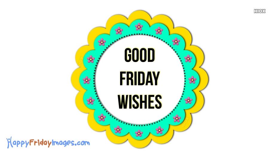 Happy Friday Text