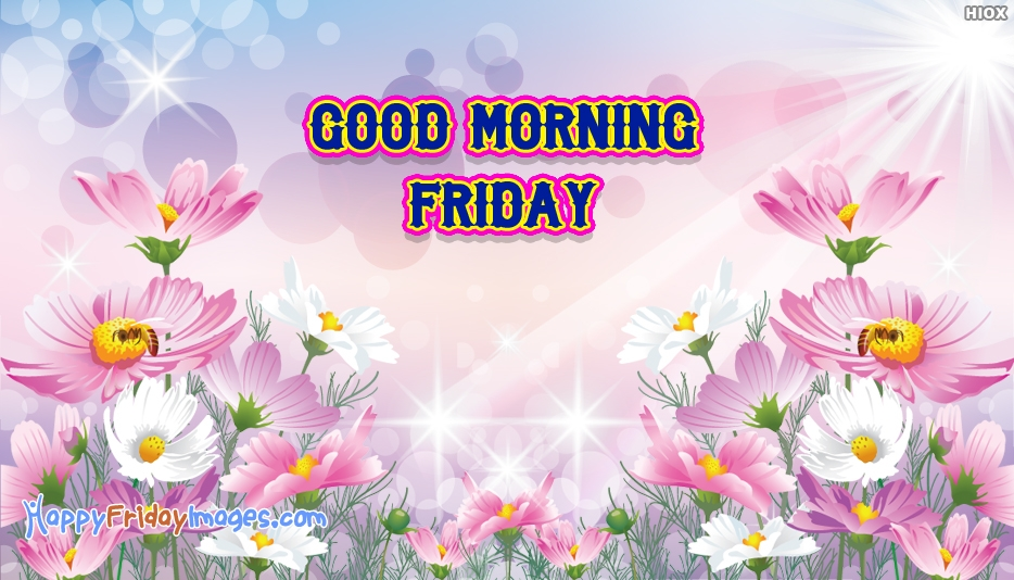 Good Morning Friday Wallpaper - Happy Friday Images for Everyone