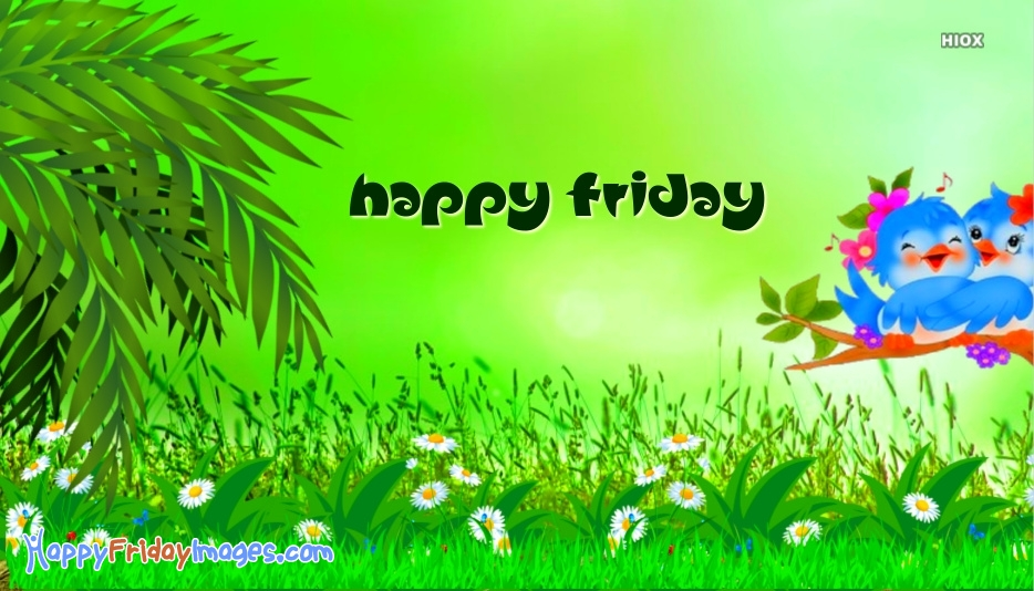Happy Friday Green Images