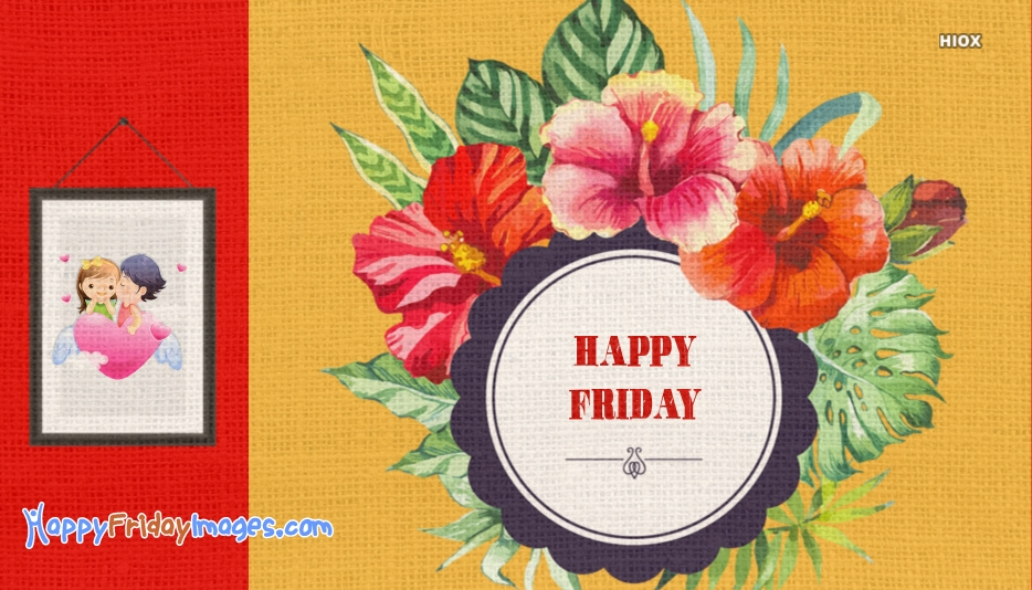 Friday Wishes Images