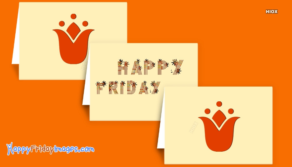 Cool Happy Friday Images