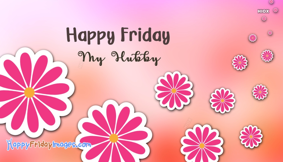 Friday Greetings To Life Partner