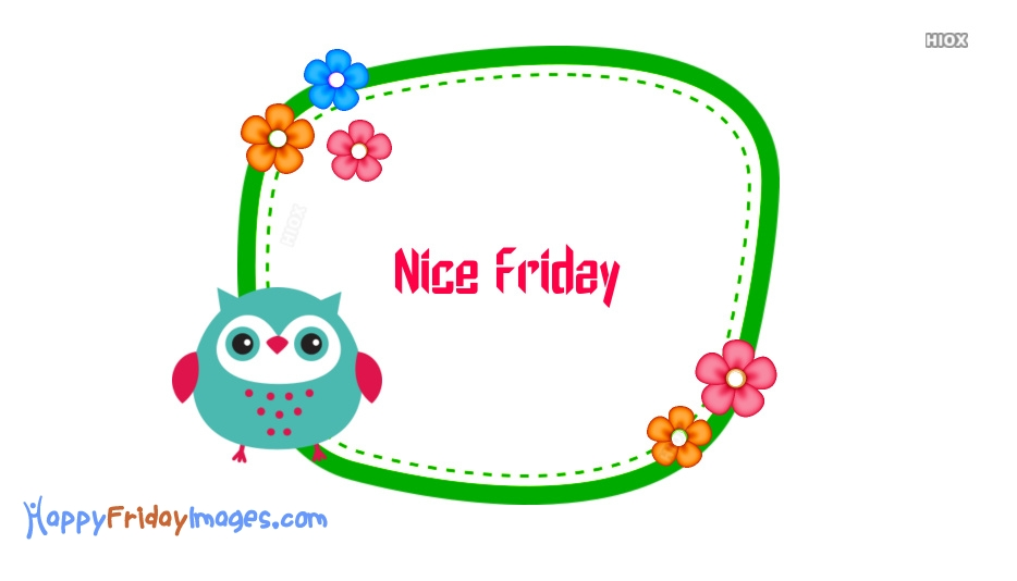 Nice Happy Friday Greetings Images