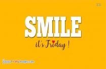 Happy Friday Whatsapp Status