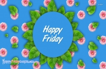 Happy Friday Status Images, Pictures For Whatsapp, Facebook