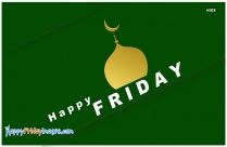 Friday Wishes For Muslim