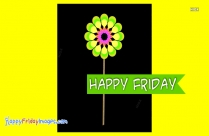 Happy Friday Greetings