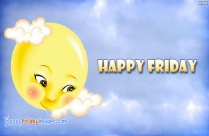 Happy Friday Emoji