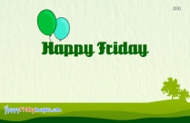 Happy Friday Clip Art Free