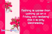 Friday Wishes Cards