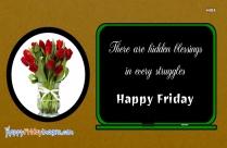 Happy Friday Uplifting Quotes