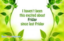 Happy Friday Sms Images